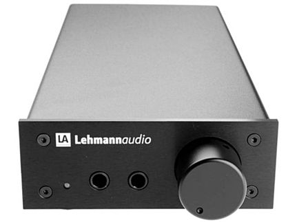 LEHMANN AUDIO Linear USB II Noir