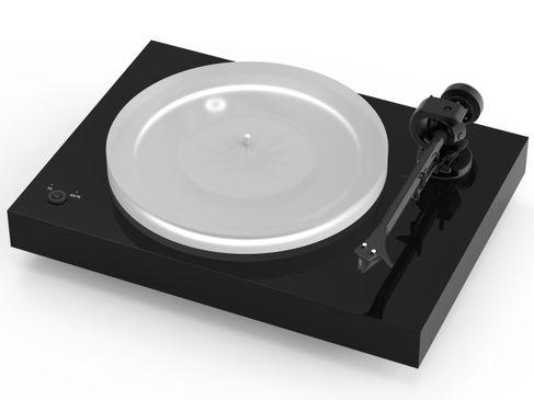 PROJECT X2 Piano Black (avec 2M Silver)