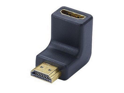 ERARD ADAPTATEUR HDMI Coudé 90° Mâle/Femelle (727908)