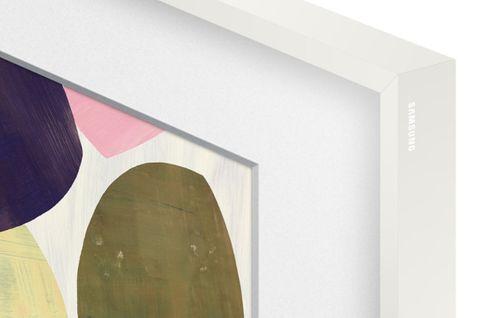 SAMSUNG The Frame Cadre 75 WT Blanc