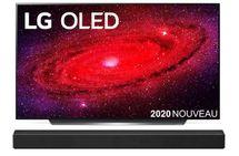 LG OLED55CX6 + LG SN7CY