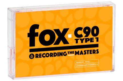 FOX C90 Recording The Masters