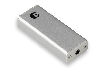 PROJECT DAC Box E mobile Silver
