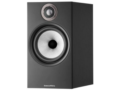 Bowers & Wilkins 606 S2 Anniversary Edition Noir