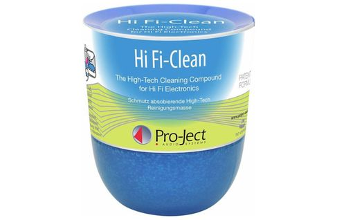 PROJECT Pâte Hifi Clean Bleue