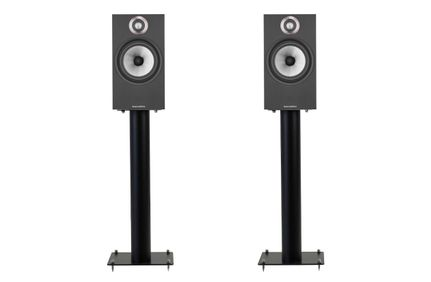 Bowers & Wilkins 606 S2 Anniversary Edition Noir+ NORSTONE STYLUM 2 Noir