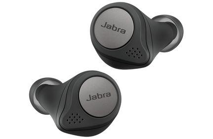 JABRA Elite Active 75T Titanium Noir