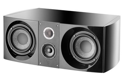 FOCAL SOPRA CENTER Noir