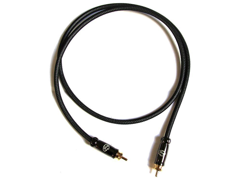 silent wire s u00c9rie 4 mk2 c u00e2ble coaxial  1m