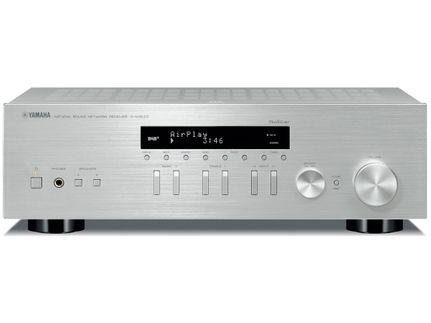 YAMAHA MusicCast R-N303D Silver