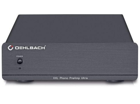 OEHLBACH XXL Phono PreAmp Ultra Noir (Modèle EXPO)